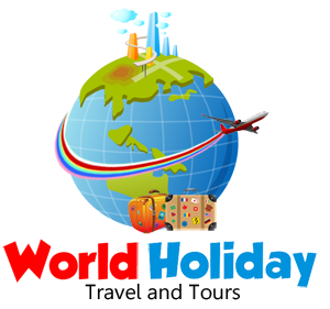 World Holiday Travel and Tours Logo