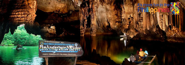 world holiday travel- underground river