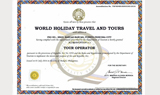 Dept. of Tourism Accredited Memorandum